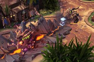 Don't call it a MOBA: Blizzard's free-to-play Heroes of the Storm is now live