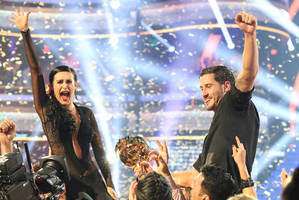Rumer Willis crowned 'Dancing With The Stars' champion